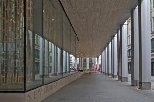 Ellen van Loon y Rem Koolhaas, New Court Rothschild Bank, Londres, Inglaterra, 2005-2011.