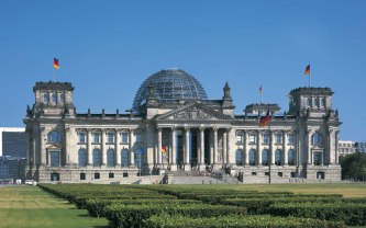 Ellen van Loon, Foster and Partners, Reichstag, Berlín, 1992-1999.