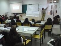 María Bernabela Pelli, Sevilla-Clases en Master en Gestión Social del Habitat 2008