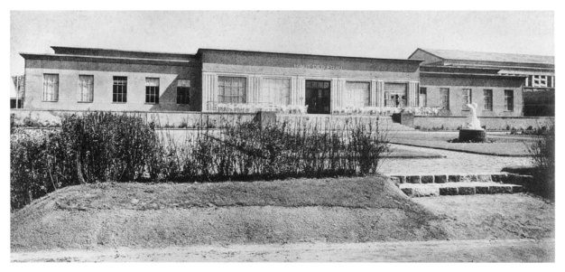 Else Oppler-Legband. Werkbund Exhibition Haus Der Frau. Arqta. Margarette Knúppelholz-Roeser, 1914.