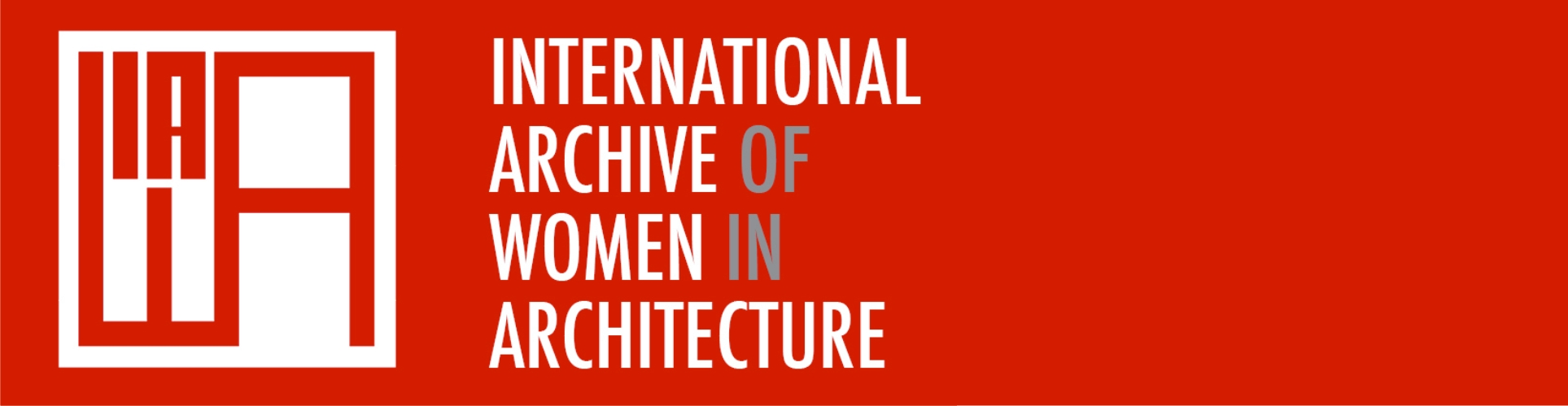 International Archive of Women in Architecture